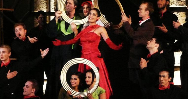 Maria Rebekka Stoehr, Angelina, Cenerentola, Rossini, Mezzosopran