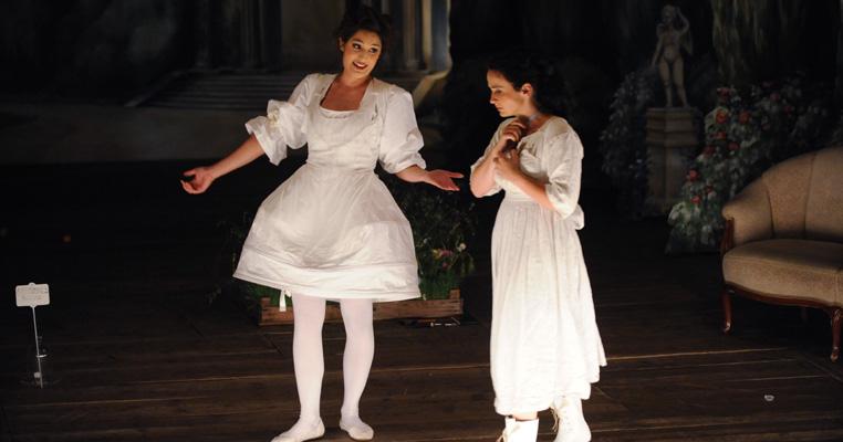 Maria Rebekka Stoehr, Paoluccia, Checchina, Piccinni, 2008