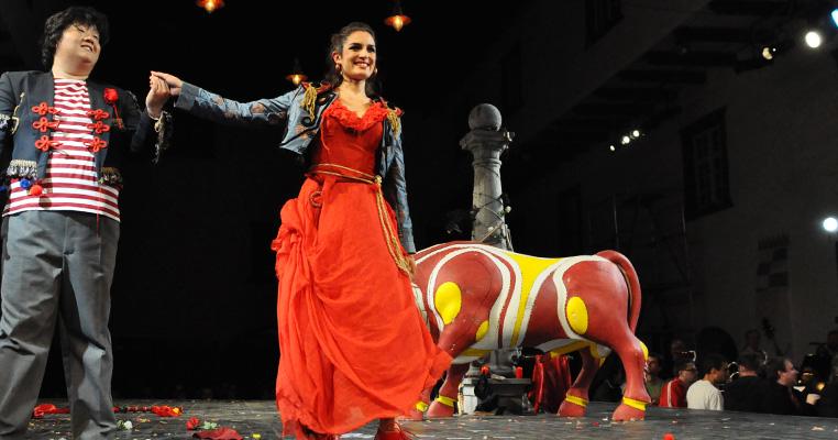 Maria Rebekka Stoehr, Carmen, Bizet, 2009