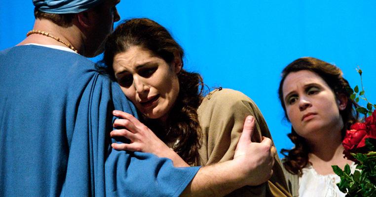 Maria Rebekka Stoehr, Penitenza, Il Giardino di Rose, Scarlatti