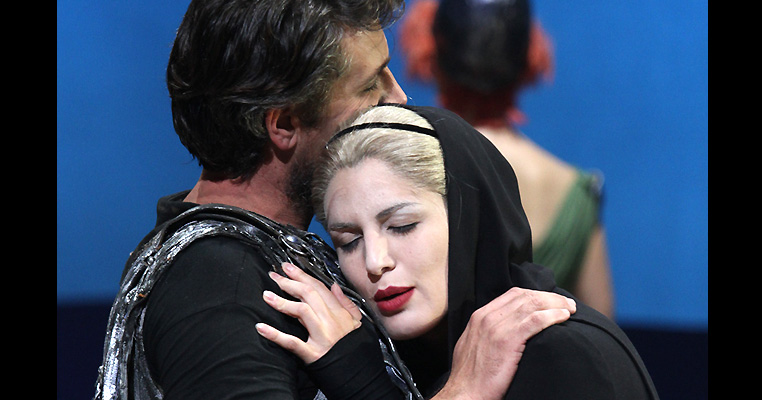 Maria Rebekka Stoehr, Penelope, Monteverdi, Il ritorno d'Ulisse, 2011