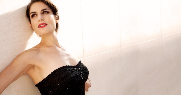Maria Rebekka Stoehr, Mezzo-Soprano